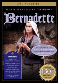 Bernadette,Special Edition 150th Anniversary of Lourdes DVD ~