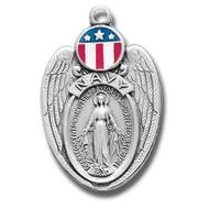 Navy Miraculous Medal
