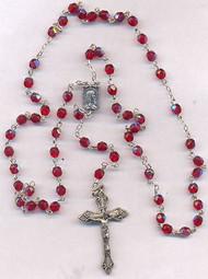 Rosary- Aurora Borealis