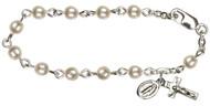 Baby Rosary Bracelet