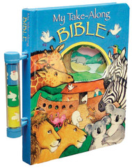 My Take-Along Bible is perfect for little hands to take anywhere with its wonderful handle. 24 pages and beautifully illustrated!