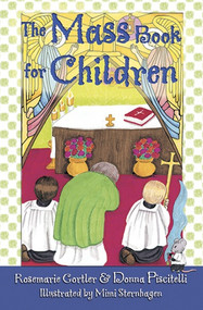 With its captivating writing style and charming art, this book not only teaches young children the parts of the Mass but also shows them why joining in the joyful gathering is an experience of love.