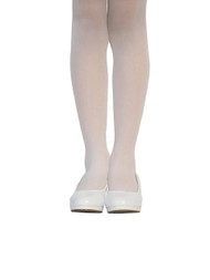 White Tights in Sizes 7-10 or 12-14