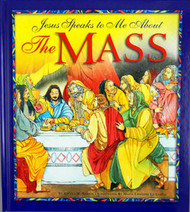 I am Jesus. I'm your friend and I love you. And I'm waiting for you to come to Mass! Jesus loves children and wants to draw close to them during the Mass. In this beautifully illustrated book, Jesus speaks directly to children, explaining the Mass by linking the liturgy to scenes from the Gospels. Reading this book with children will help them understand what is happening when they go to Mass and why Jesus is so happy they are there. Illustrations of objects used at Mass, as well as several prayers for children, are also included. This book can be read before Mass to help prepare children for the celebration or brought to Mass so that children can follow each part of the liturgy. The goal is to help children connect the actions of the Mass with Jesus gift of himself in the Eucharist.