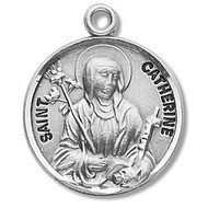 Saint Catherine of Siena Medal