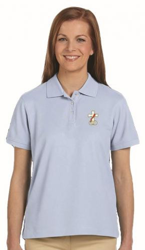 Peruvian Pima Cotton offers the softest and most durable cotton. Classic fit offers a professional appearance . Narrow three-button placket creates a feminine look. Sizes Small through 2XL. Colors Available: Black, Grey, Lime Green, Pink, Light Blue, White, Stone, Royal, Red, & Navy.