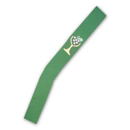 Available in the following  liturgical colors Kelly Green, Hunter Green, Blue, Red, Rose, Off White (Cream), Purple, White