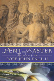 Beloved St. Pope John Paul II was one of the most popular and inspirational religious figures of our time. In Lent and Easter Wisdom from Pope John Paul II, the late Holy Father's thought-provoking words lead readers through a journey of conversion throughout the season.  Each daily reflection--from Ash Wednesday through the Second Sunday of Easter--begins with thoughts from Pope John Paul II on some appropriate theme, supported by Scripture, a prayer, and a suggested activity for spiritual growth