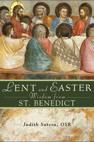 For over 1,500 years, believers from all Christian traditions have looked to St. Benedict, the patriarch of Western monasticism, for spiritual wisdom. And rightly so: his rule has shown how one may experience a simple, holy, and common sense life, despite the increasingly busy pace of our daily existence. This meditation book provides not only Scripture readings for the seasons of Lent and Easter, but pairs them with a daily selection from the cherished writings of St. Benedict. This book encourages the reader to set aside time each day to reflect upon a specific Scripture passage while providing a suggested activity for Christian living during the Lenten season. In the Lent/Easter seasons when we focus on Christ's great sacrifice for our salvation, we can renew our alertness to the many ways in which our own lives can model his and be other-centered. And like St. Benedict we can come to know God's spirit through the habit of prayer and meditation.