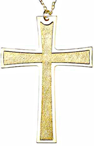 Pectoral Cross-1598