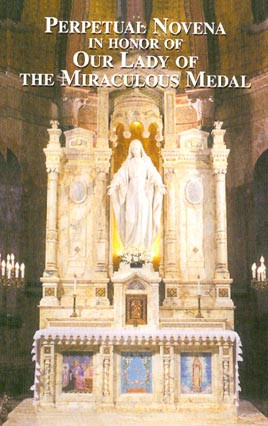 Perpetual Novena in Honor of Our Lady of the Miraculous