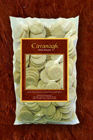 A package of 500 communion wafers.  Buy Three bags and get a Fourth bag FREE!