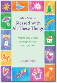 Hopes and Wishes to keep in your heart forever. This book is based on a small poem that has captured countless hearts. Perfect gift for anyone, any occasion and every situation. Every page is filled with Blessing of Hope and Encouragement! Softback 92 pages ~Doug Pagels