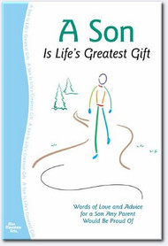 Words to let a son know he is in your heart forever!  No Matter how old he is, you hope he always knows how deeply you value his kindness, how inspiring you find his passion for life, and how much awe you feel when you see the person he has become. Softback ~ 92 pages ~ Various Writers