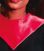 Reversible Liturgical Choir Stoles. Yellow and White, Red and White or Purple and Green  choir stoles are an economical means of coordinating your choir's appearance with the church seasons. Qwick-Ship-Ready to ship the next day following factory receipt of orderTailored in Empress Satin~ One size to fit most adults. Dry clean. Custom Tailoring and Bulk Pricing is available (6 or more stoles) ~ Please call 1.800.523.7604 for pricing information