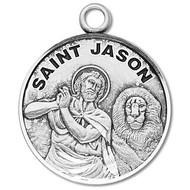 Saint Jason Medal