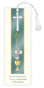 Communion Bookmark, Banner Style