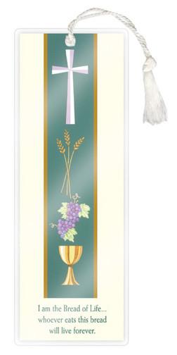 Communion Bookmark, Banner Style