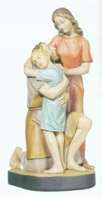 Holy Family Statue 140/19