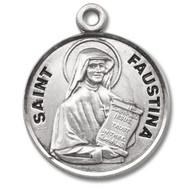 Saint Faustina Medal