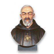 St. Padre Pio Bust