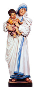 Mother Teresa of Calcutta Statue
