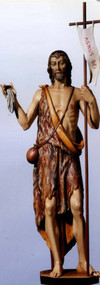 St. John the Baptist Statue