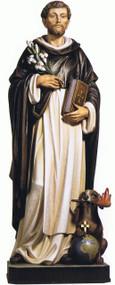 St. Dominic Guzman Statue