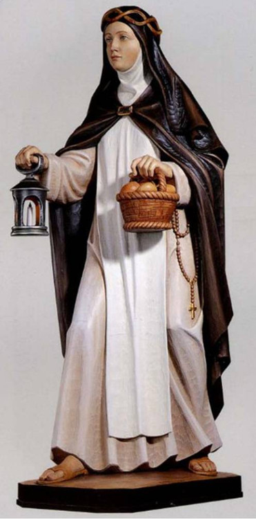 St Catherine Of Siena Statue St Jude Shop Inc