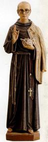 St. Maximilian Kolbe Statue