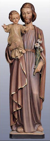 St. Joseph and Child Statue 317