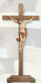 Leonardo Standing Cross  Crucifix