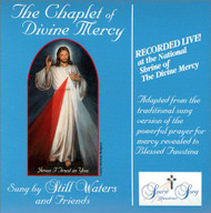 Chaplet of the Divine Mercy CD by Still Waters
