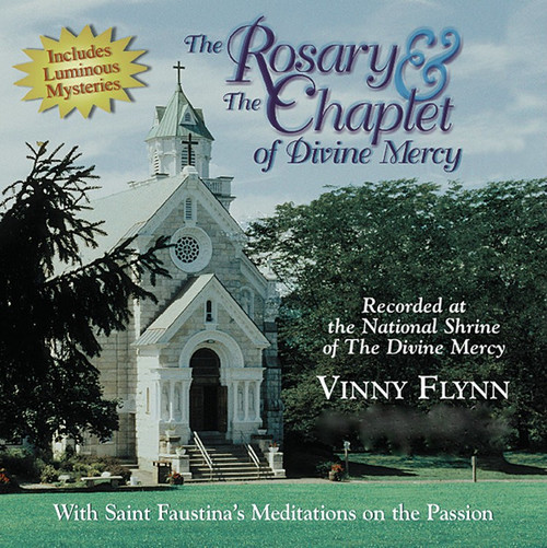 The best-selling Still Waters album, with recited versions of the Rosary (including the Luminous Mysteries) and the Chaplet of Divine Mercy.  The Chaplet includes powerful meditations on the Passion from St. Faustina's diary.