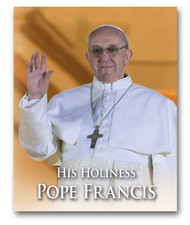Pope Francis Lithograph