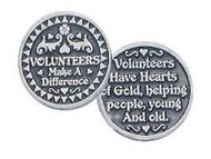 Volunteers Pocket Token
