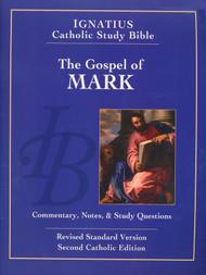The Gospel of Mark Bible Study