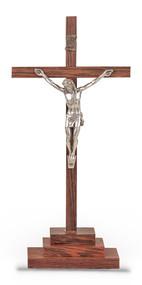 "7"" Italian Standing Crucifix"