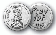 St. Michael the Archangel Pocket Token
