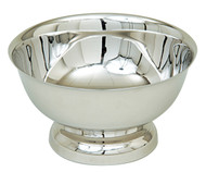 "Polished Stainless Steel Baptismal/Lavabo Bowl. Comes in a 4"", 6"", or 8"" Diameter"