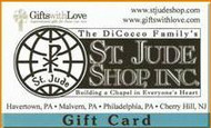DiCocco Family St Jude Shop Gift Certificate