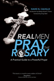 "In Real Men Pray the Rosary: A Practical Guide to a Powerful Prayer, a powerful story of a vital prayer movement that is igniting men's hearts, David N. Calvillo narrates his own life-changing experience of the Rosary, presents a comprehensive guide to the Rosary, and offers a 33-Day Rosary Challenge.  ""The Rosary is for old ladies and funerals."" Or is it? In David N. Calvillo's debut book, he reveals how each week, thousands of men of all ages and backgrounds join together in the Real Men Pray the Rosary movement and are seeing the fruit of this spiritual discipline in their lives and families. Destined to become a new centerpiece of Catholic men's spirituality, this dynamic book and movement bring men together, deepening their devotion to Christ through Mary. Often surprising and always inspiring, Calvillo combines storytelling with a profound, inviting guide and convincingly shows how the Rosary is alive and well today—for men. Real Men Pray the Rosary is also an ideal gift to men from the women in their lives."