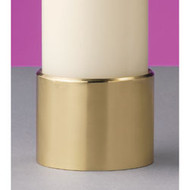 Paschal Candle Oil Shell Sockets