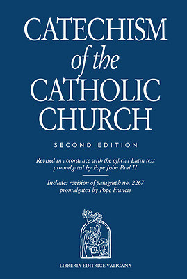 Updated Catechism of the Catholic Church   Here are the essential elements of our faith presented in the most understandable manner, enabling everyone to read and know what the Church professes, celebrates, lives, and prays.   This second edition of the Catechism of the Catholic Church has been revised in accordance with the official Latin text promulgated by Pope John Paul II in 1997. It also has been enhanced by the addition of more than 100 pages that feature an analytical index translated from the Latin text and a glossary of terms.   The official Catechism of the Catholic Church clearly spells out the Church's beliefs on: •    Love and marriage •    Children •    God, creation, humanity, life, death, and the afterlife •    Mary, the Church, the saints, and the sacraments •    And much, much more.