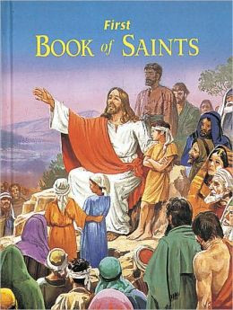English edition-First Book of Saints, by popular Catholic Book Publishing author Rev. Lawrence G. Lovasik, SVD, introduces children to the lives of the saints. First Book of Saints includes saints recently added to the calendar and saints special to the Americas. Magnificently illustrated in full color, First Book of Saints features a full-page illustration of each saint.