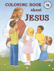 Coloring Book - Jesus