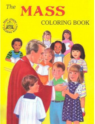 Coloring Book - The Mass