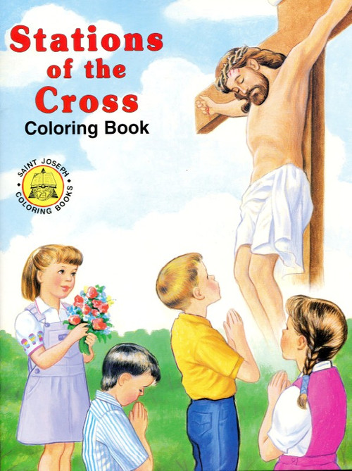 A fun and creative way for children to learn about interesting facts about the sufferings of Jesus as He approached His death. Adapted from THE STATIONS OF THE CROSS St. Joseph Picture Book by Rev. Lawrence G. Lovasik, S.V.D., and illustrated by Paul T. Bianca.