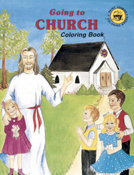 A fun and creative way for children to learn aboutwhat they see when they go to church. With text by Michael Goode and illustrations by Margaret A. Buono.