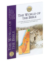 "This new volume in the St. Joseph Bible Resources series offers an illustrated survey of the history, geography and the social backdrop of life in biblical times . 6 1/2"" x 9"", 32 pages. Also in the reference series: New Testament Introduction, Bible Facts and Figures, Bible Atlas, The World of the Bible, People of the Bible and the Atlas of the Bible."